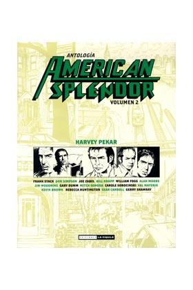 ANTOLOGIA AMERICAN SPLENDOR VOL 02