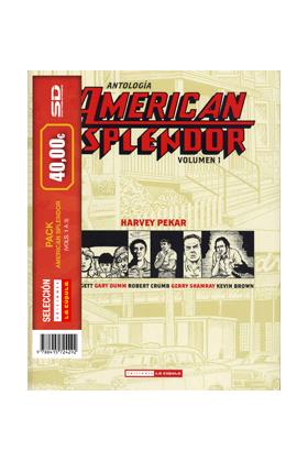 PACK SELECCION LA CUPULA: AMERICAN SPLENDOR (VOLS. 1 A 3)