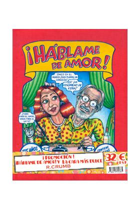 CRUMB Y EL AMOR.... ( HABLAME DE AMOR + LA CARA MAS DULCE)