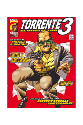 TORRENTE 3. EL COMIC 01