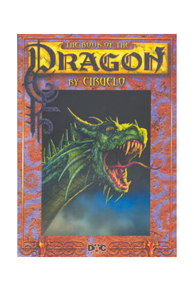 THE BOOK OF THE DRAGON BY CIRUELO