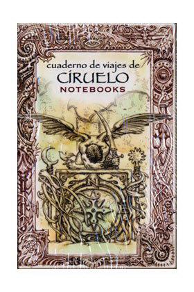 CUADERNO DE VIAJES CIRUELO NOTEBOOKS