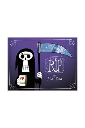 RIP VOL 01 (COMIC)