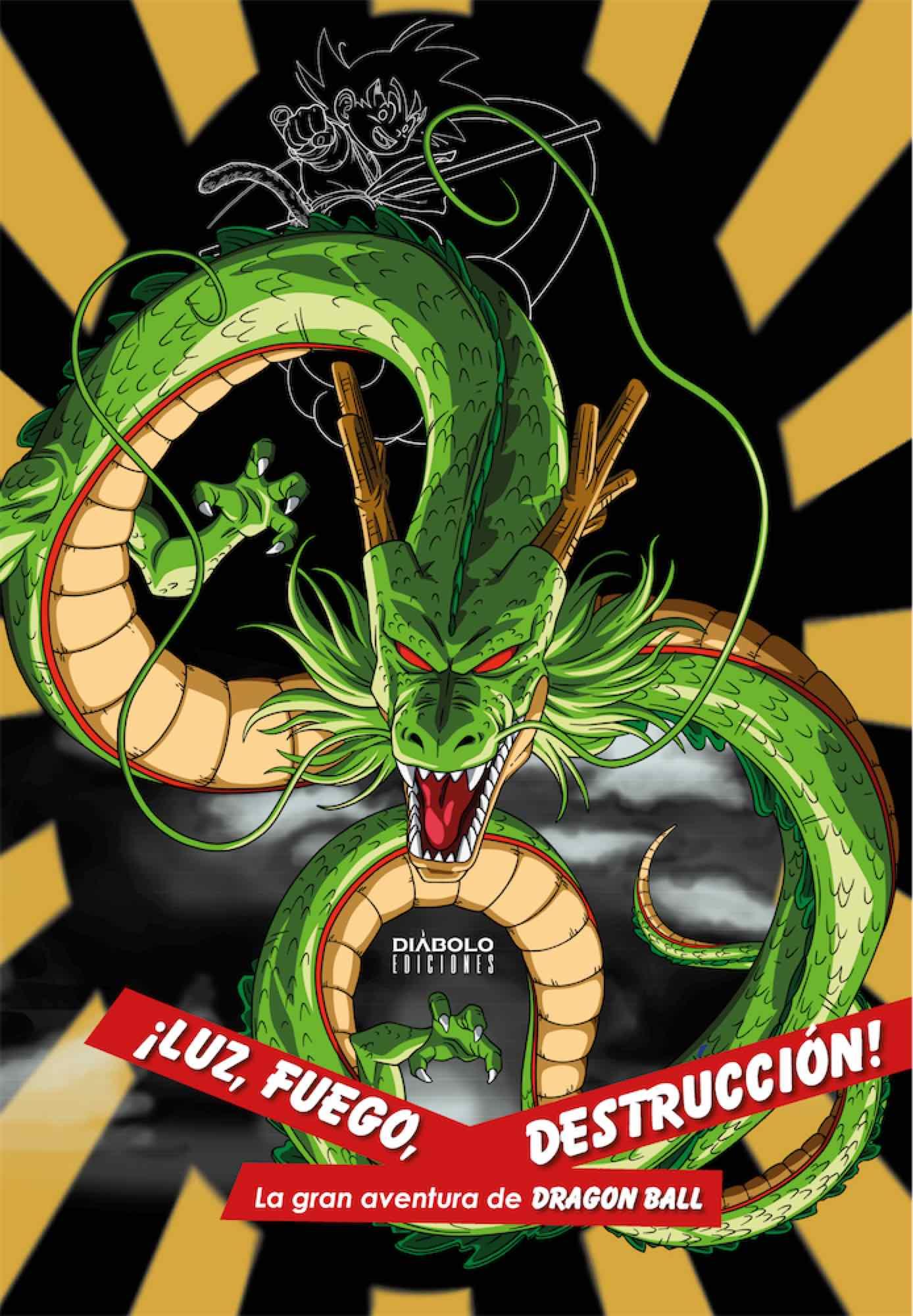 ¡LUZ, FUEGO, DESTRUCCION! LA GRAN AVENTURA DE DRAGON BALL (CAJA RECOPILATORIA)
