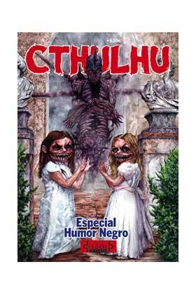 CTHULHU 09. COMICS Y RELATOS DE FICCIÓN OSCURA ESPECIAL HUMOR NEGRO
