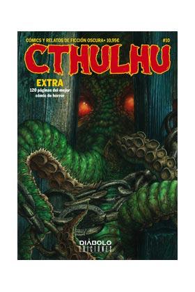 CTHULHU 10. COMICS Y RELATOS DE FICCIÓN OSCURA (EXTRA ANIVERSARIO)