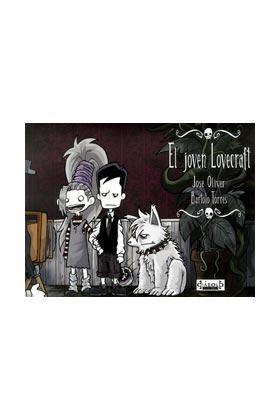 EL JOVEN LOVECRAFT 03