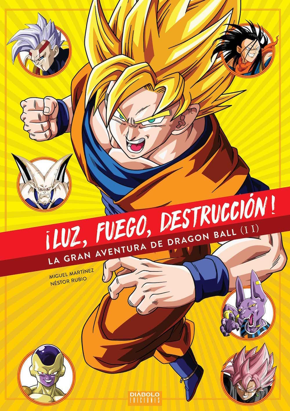 ¡LUZ, FUEGO, DESTRUCCION! LA GRAN AVENTURA DE DRAGON BALL (2 DE 2)