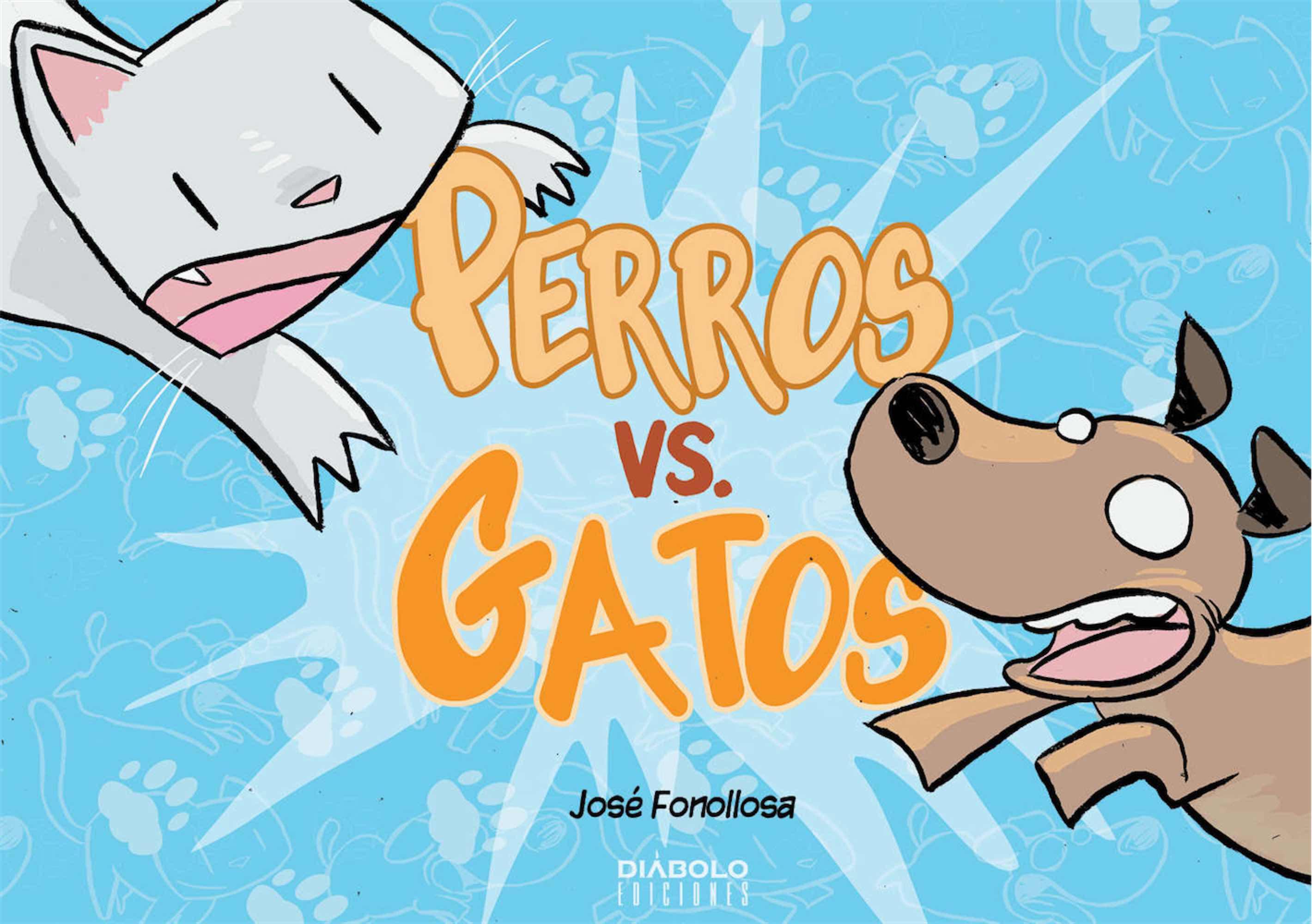 PERROS VS GATOS