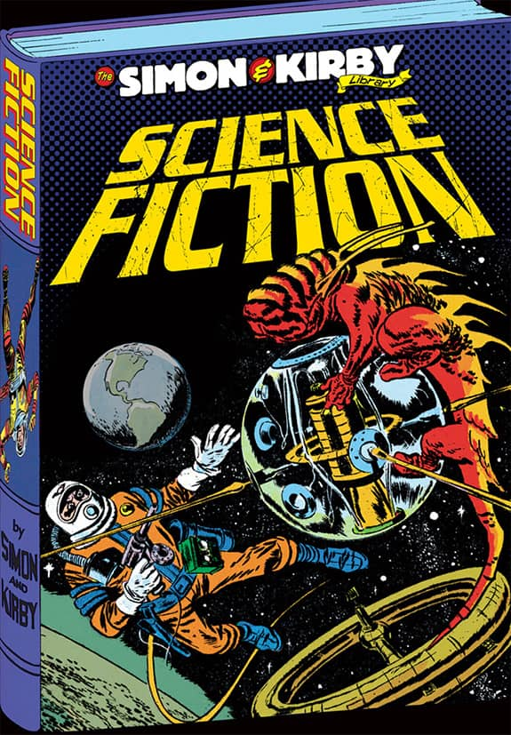 SCIENCE-FICTION. LOS ARCHIVOS DE JOE SIMON Y JACK KIRBY