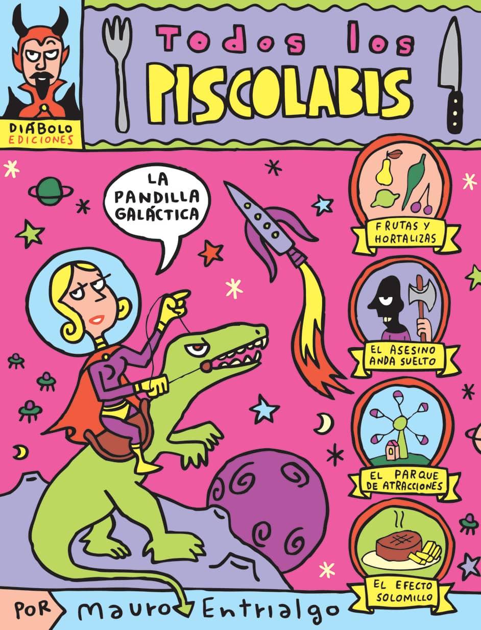 TODOS LOS PISCOLABIS