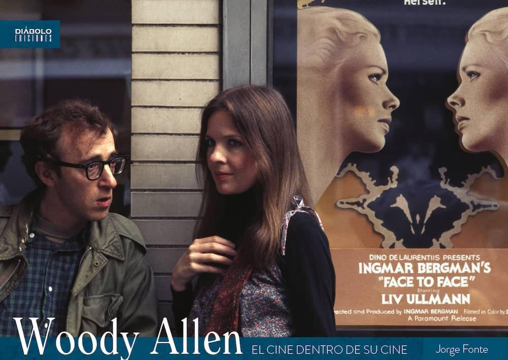 WOODY ALLEN. EL CINE DENTRO DE SU CINE