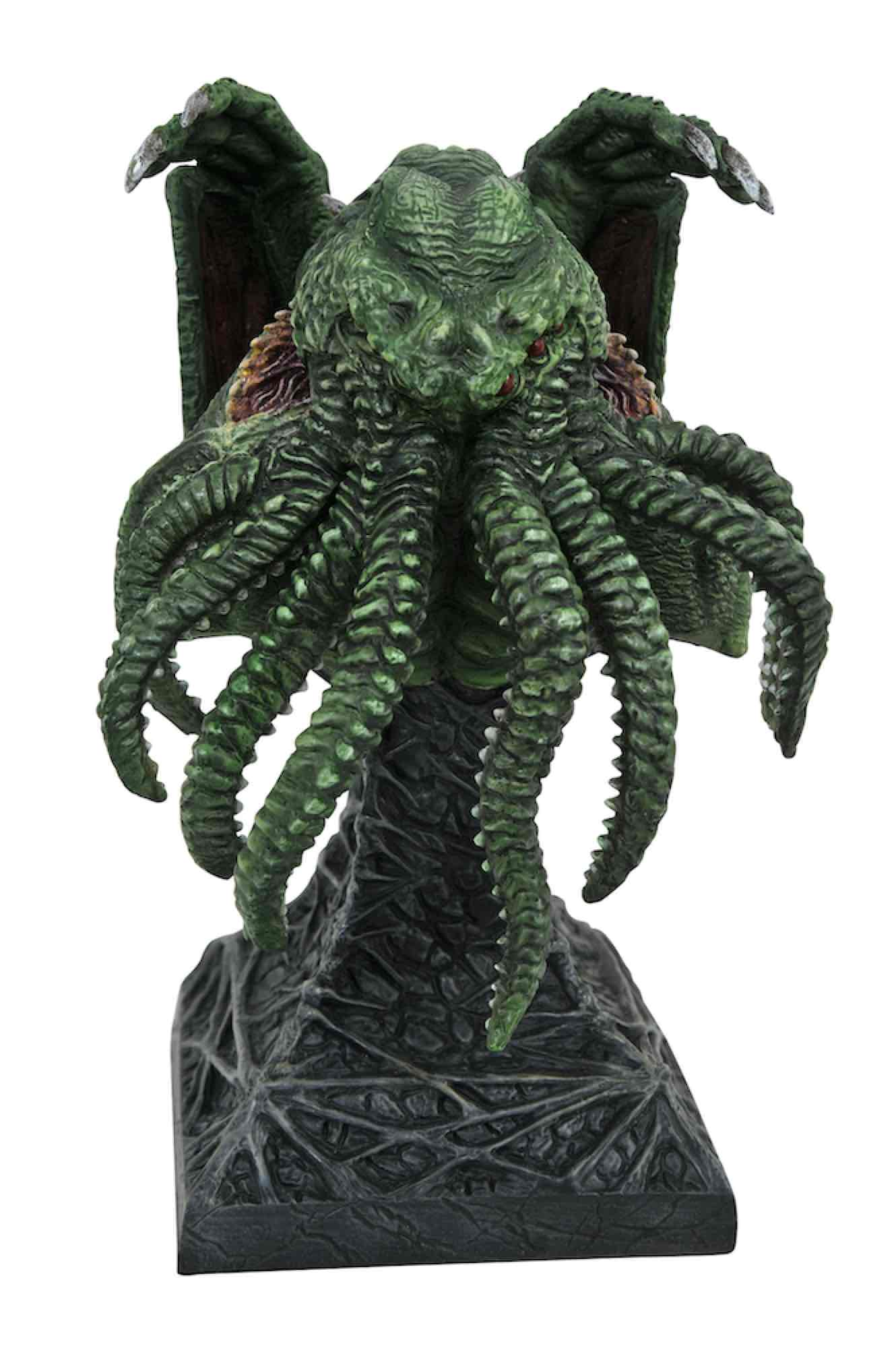 CTHULHU BUSTO RESINA 25 CM 1/2 SCALE LEGENDS IN 3D CTHULHU
