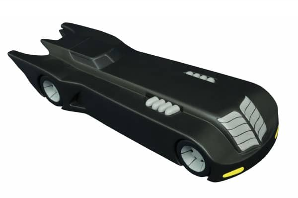 BATMOVIL  HUCHA 23 CM SERIE ANIMADA BATMAN