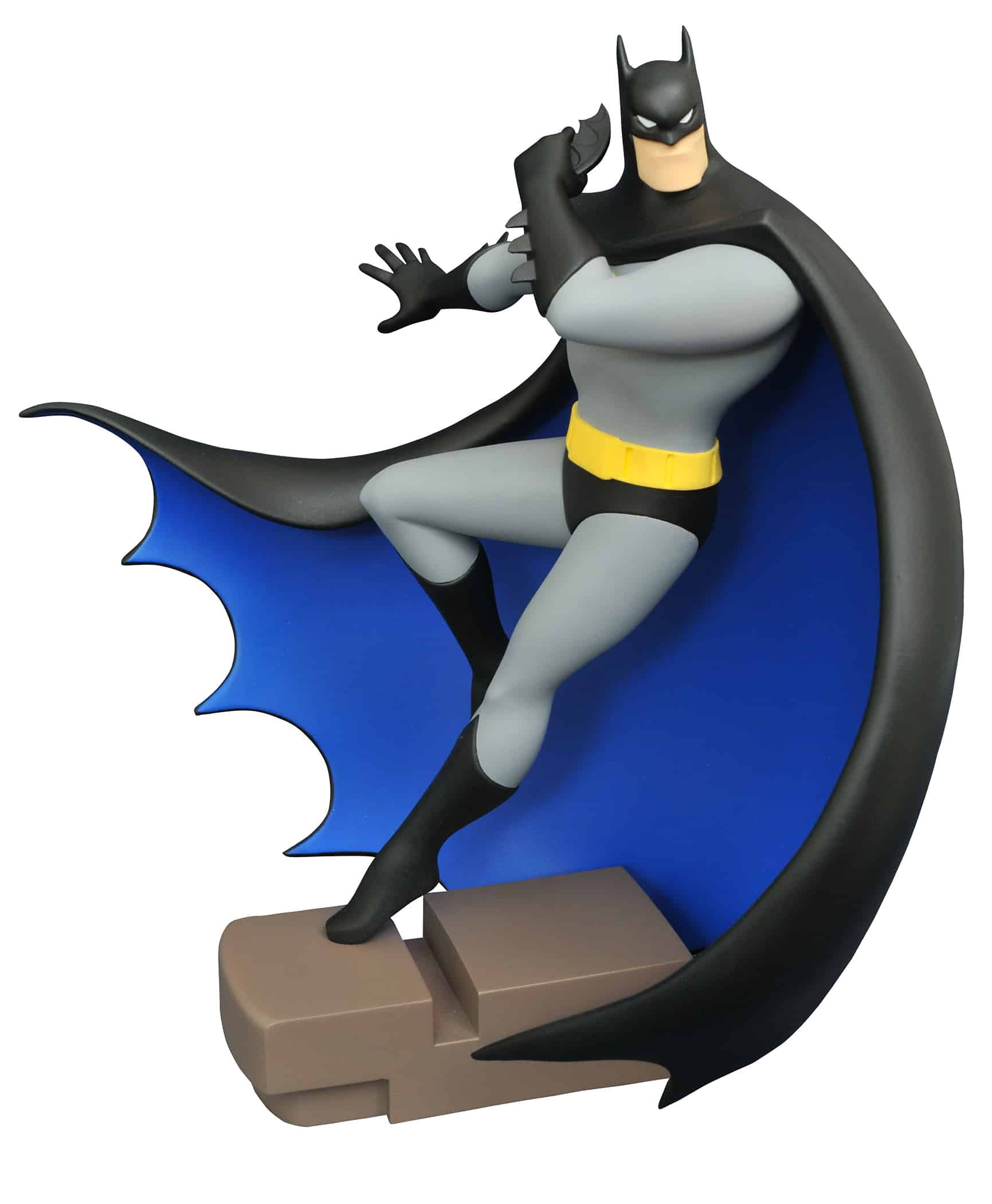 BATMAN FIGURA 22 CM THE ANIMATED SERIES UNIVERSO DC