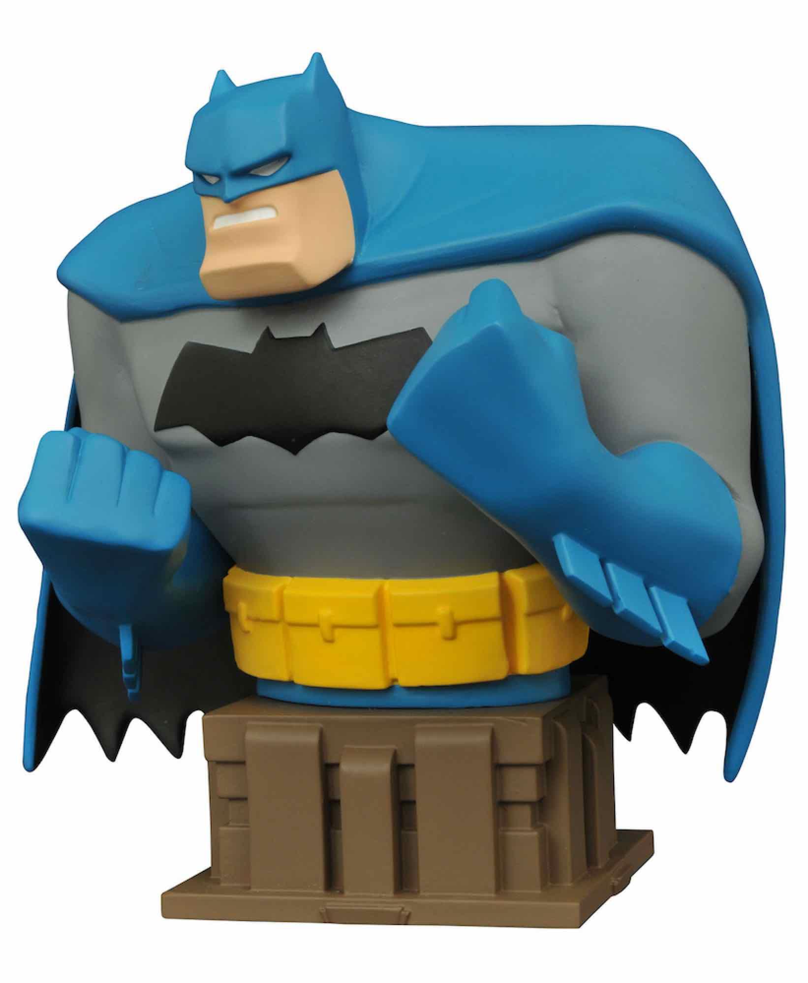 BATMAN DARK KNIGHT BUSTO BATMAN THE ANIMATED SERIES UNIVERSO DC