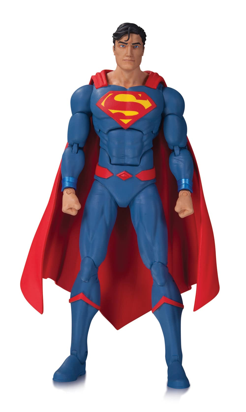 SUPERMAN REBIRTH FIGURA 16 CM BATMAN DC ICONS