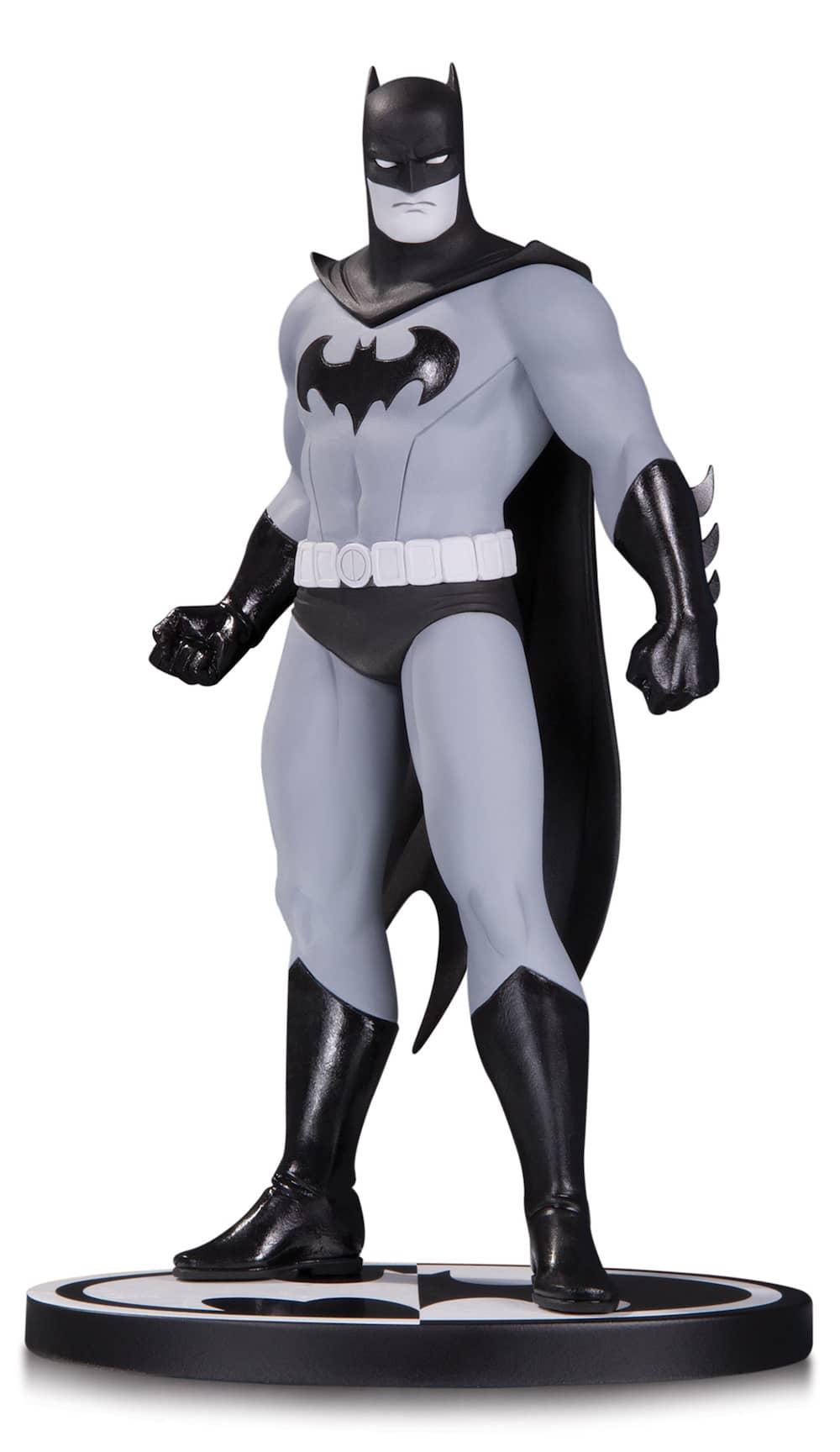 BATMAN BY AMANDA CONNER B&W ESTATUA 19 CM BATMAN BLACK & WHITE UNIVERSO DC