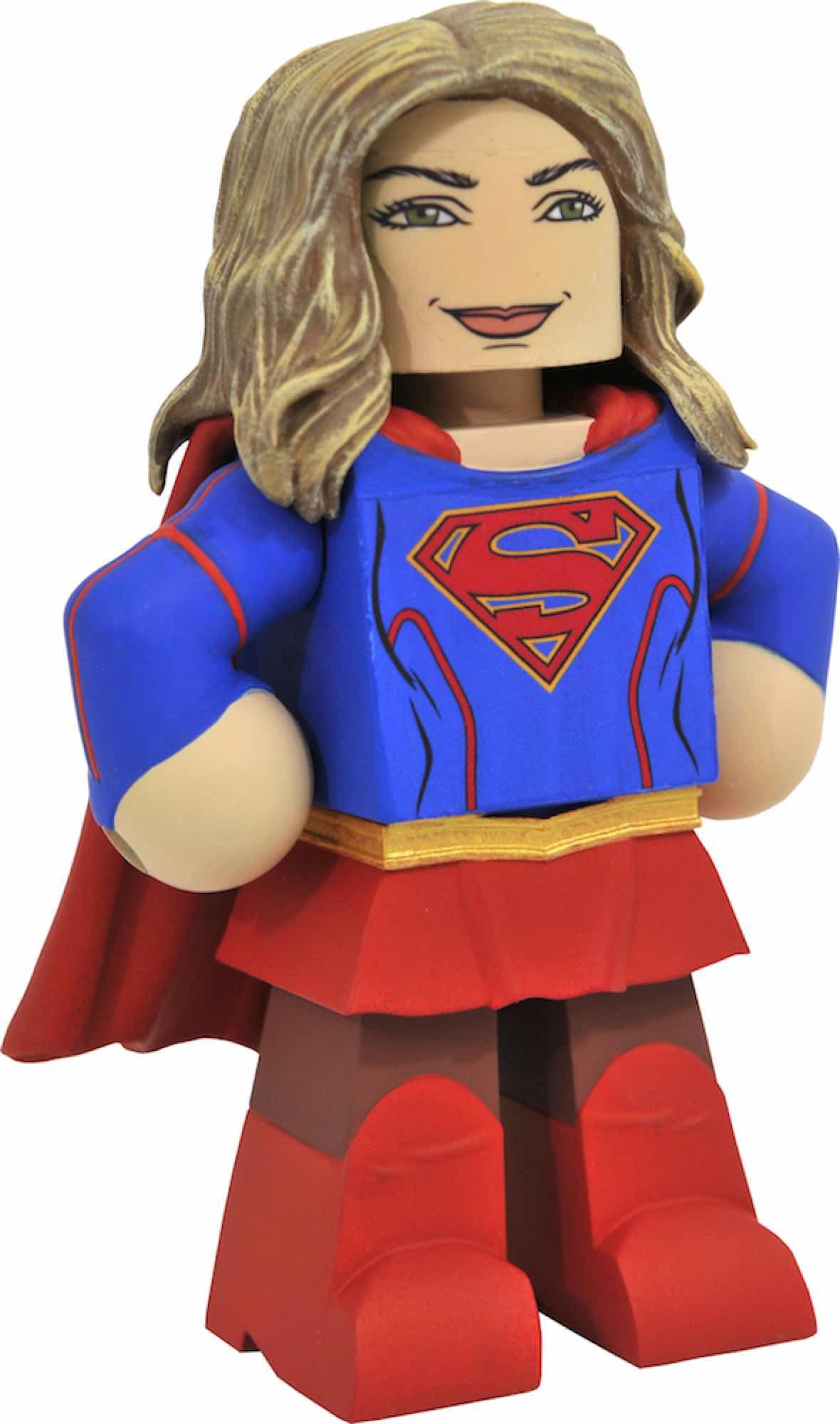 SUPERGIRL FIGURA 10 CM DC UNIVERSE SUPERGIRL TV SHOW VINIMATE