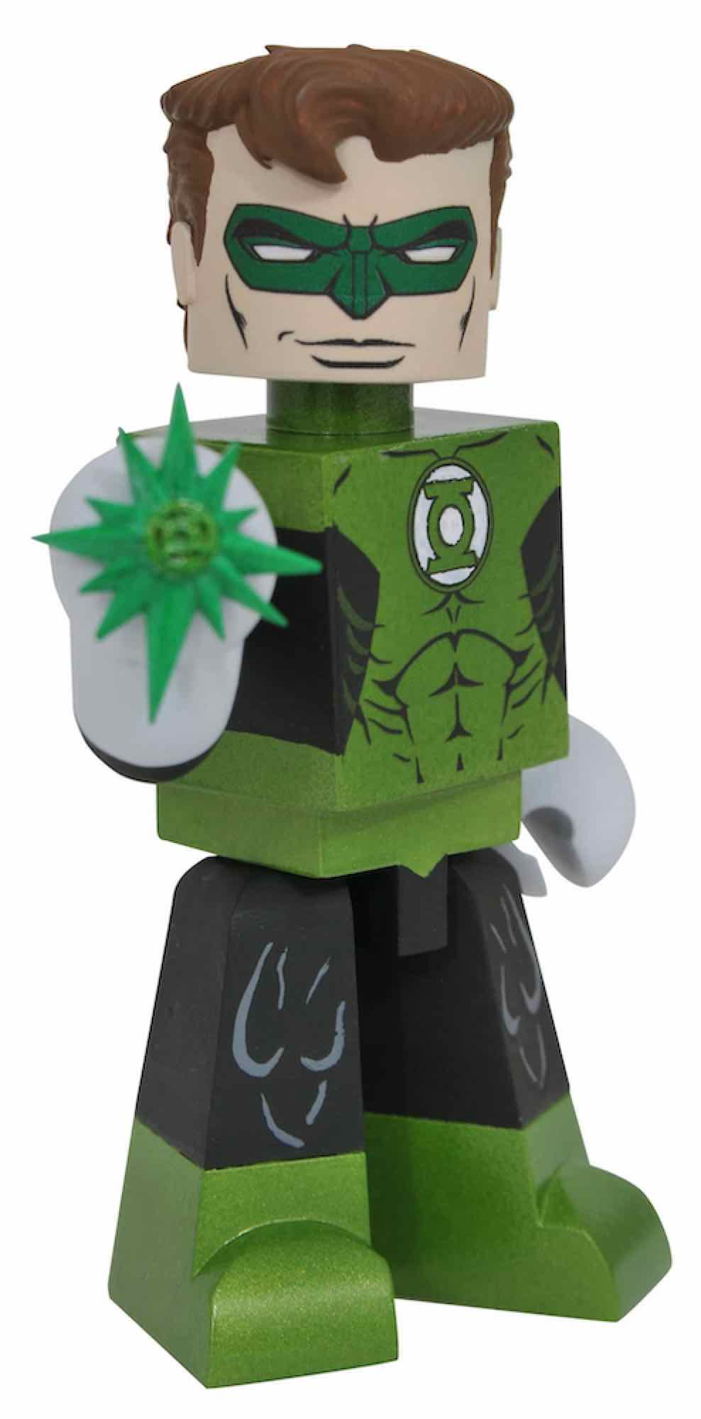 GREEN LANTERN FIGURA 10 CM VINIMATES VINYL FIGURE DC COMICS