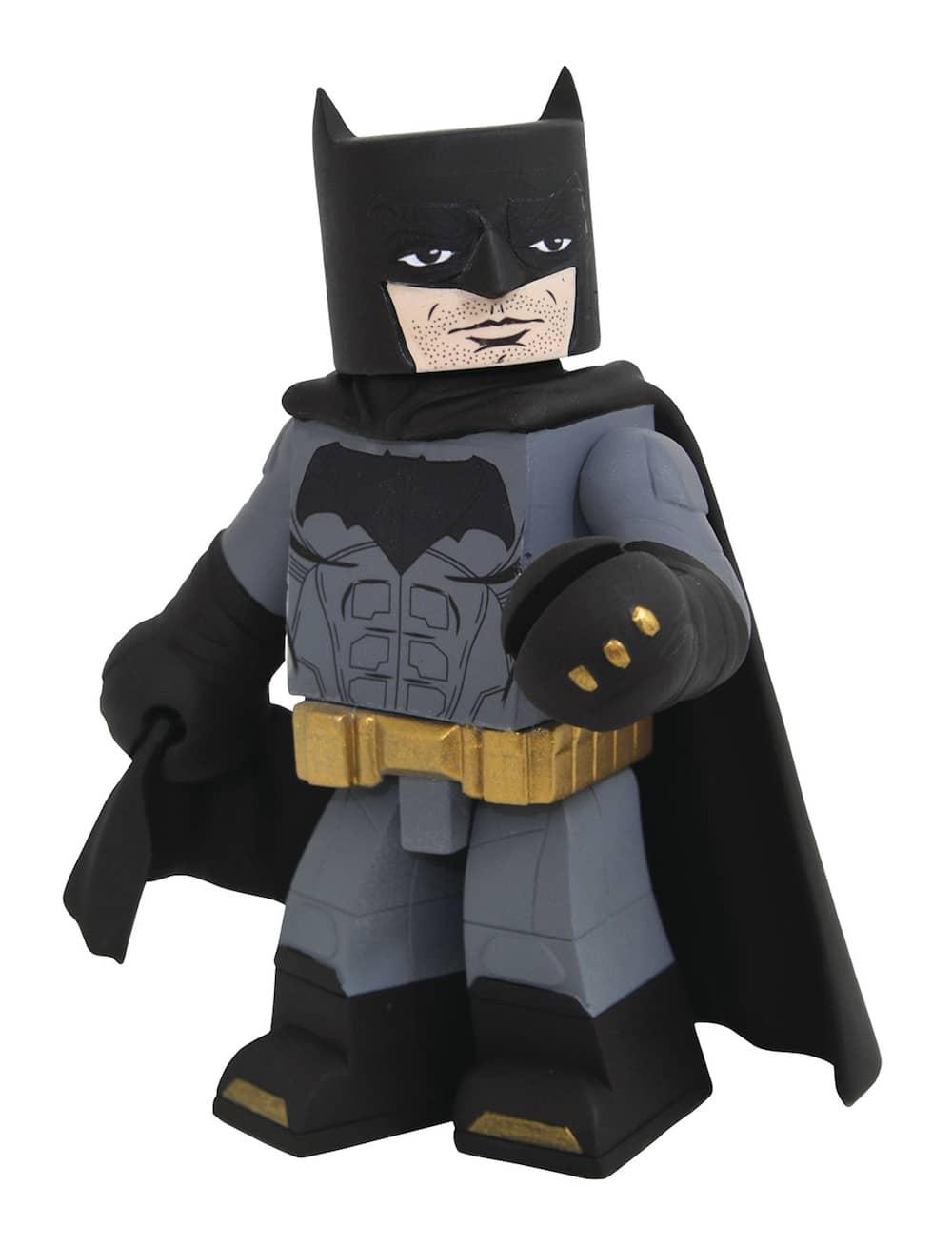 BATMAN BLACK FIGURA 10 CM VINIMATES VINYL FIGURE DC COMICS