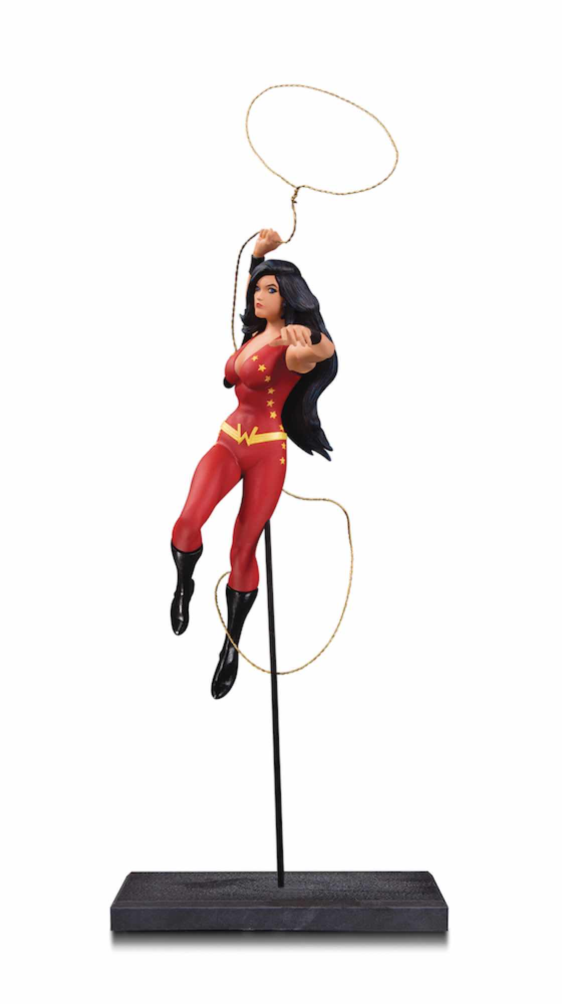 WONDER GIRL ESTATUA 19 CM MULTI-PART UNIVERSO DC TEEN TITANS