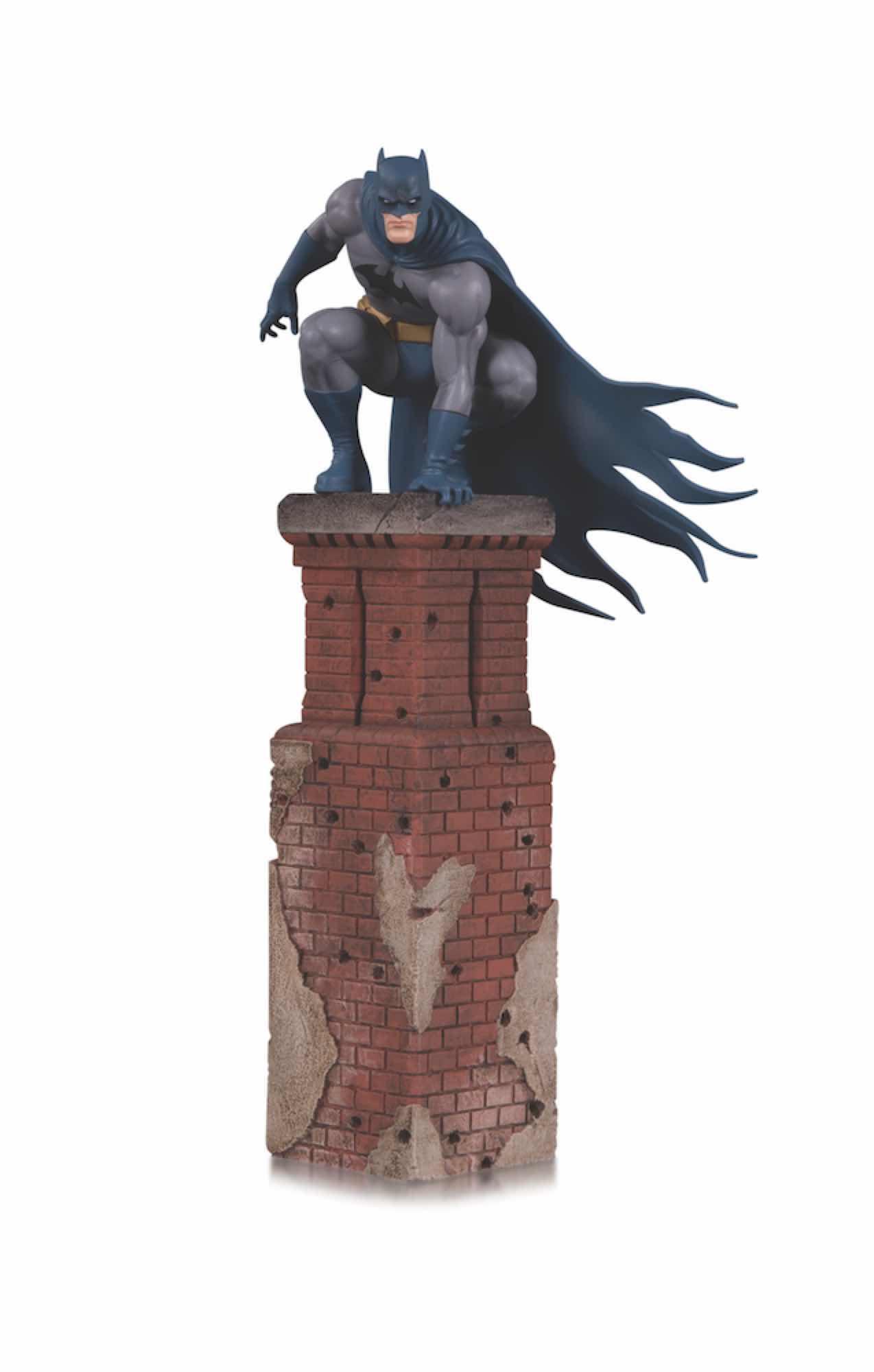 BATMAN DARK KNIGHT ESTATUA 25 CM MULTI-PART UNIVERSO DC BAT-FAMILY