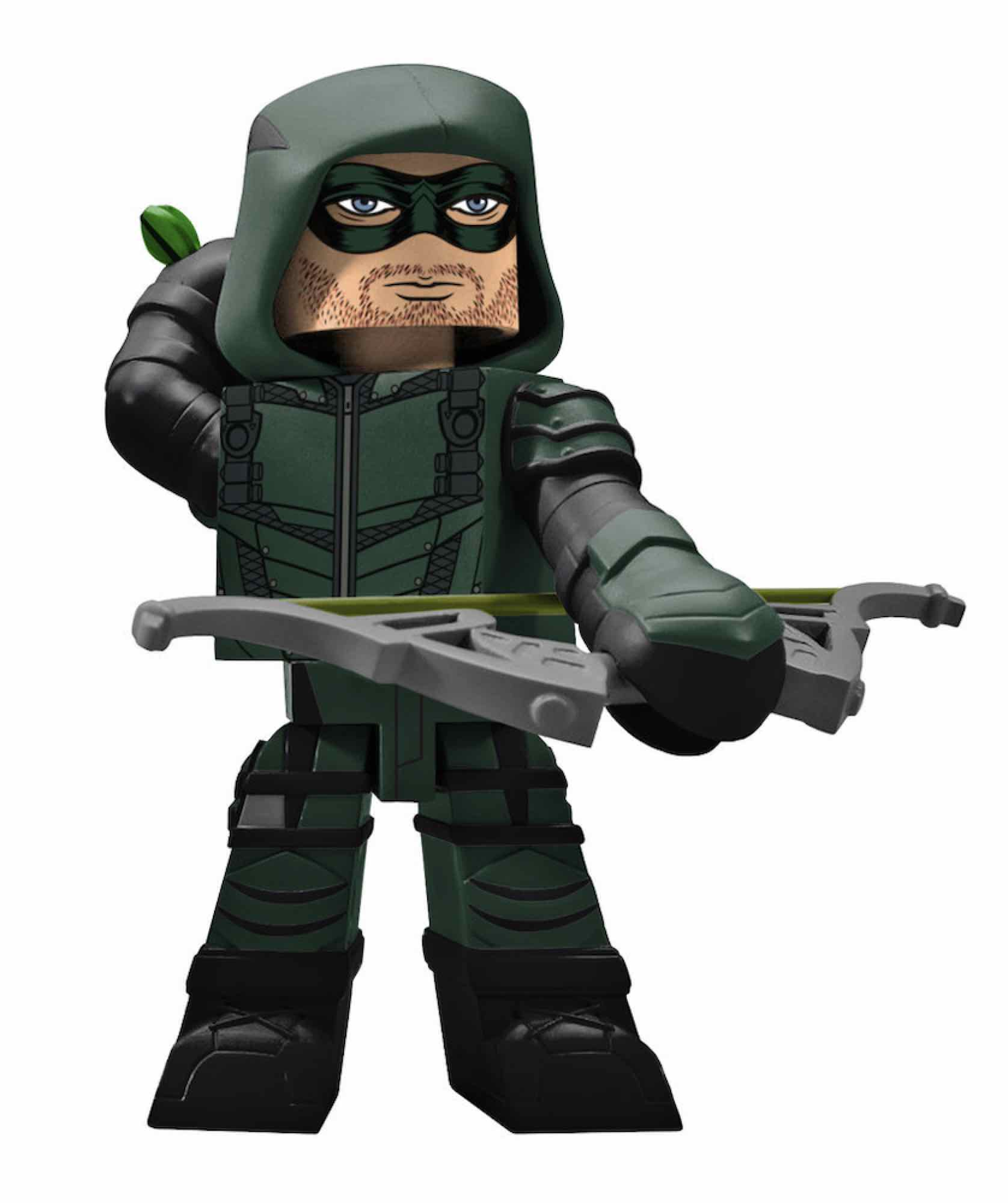ARROW FIGURA 10 CM VINIMATES VINYL FIGURE DC COMICS ARROW TV SHOW