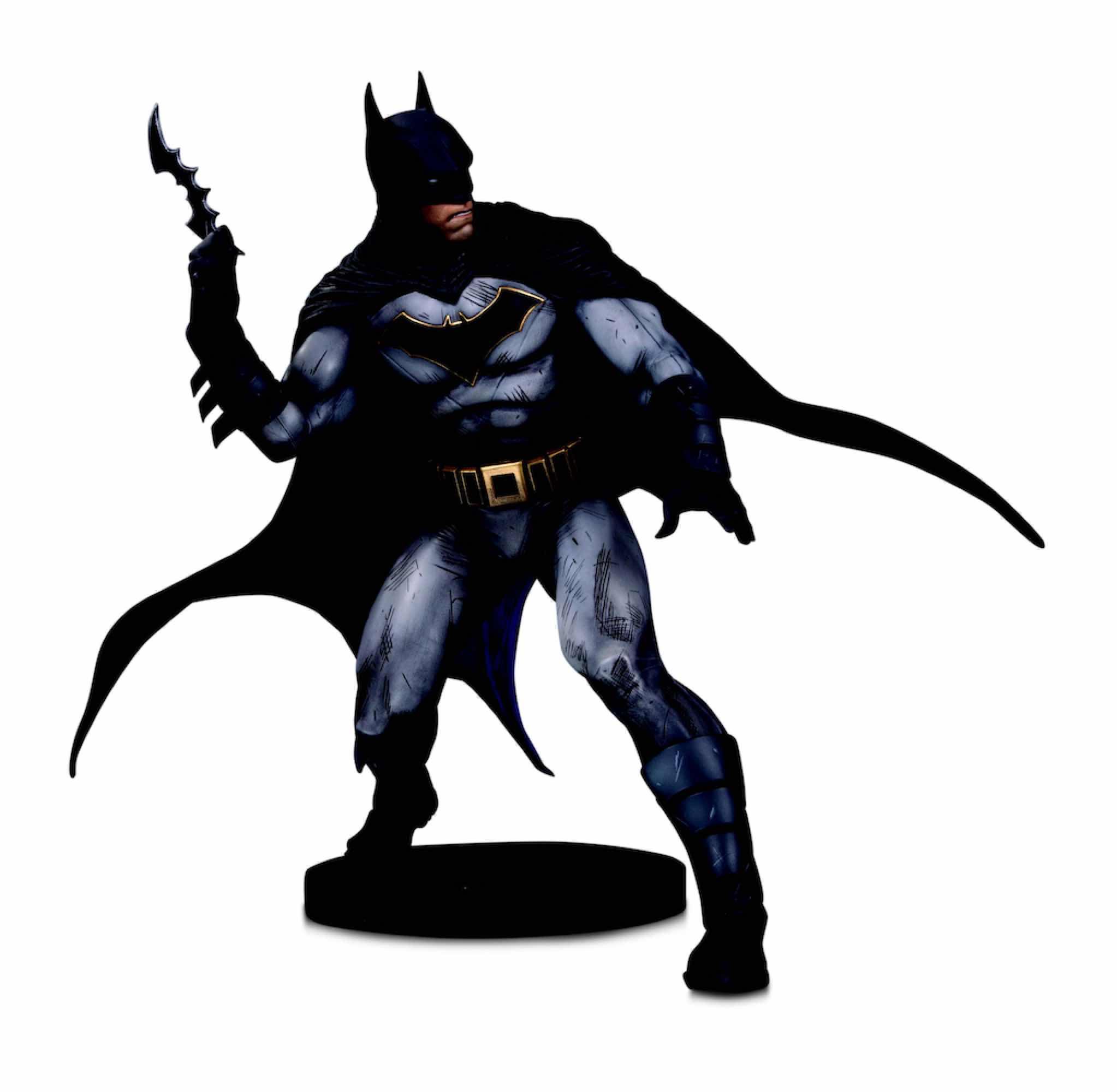 BATMAN BY OLIVIER COIPEL ESTATUA 28 CM BATMAN DC DESIGNER SERIES