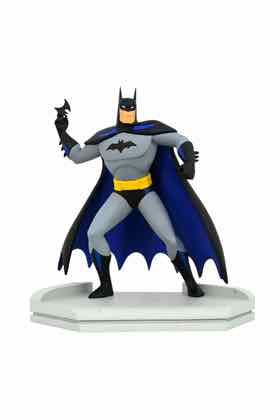 BATMAN ESTATUA 28 CM JUSTICE LEAGUE ANIMATED SERIES DC PREMIER COLLECTION