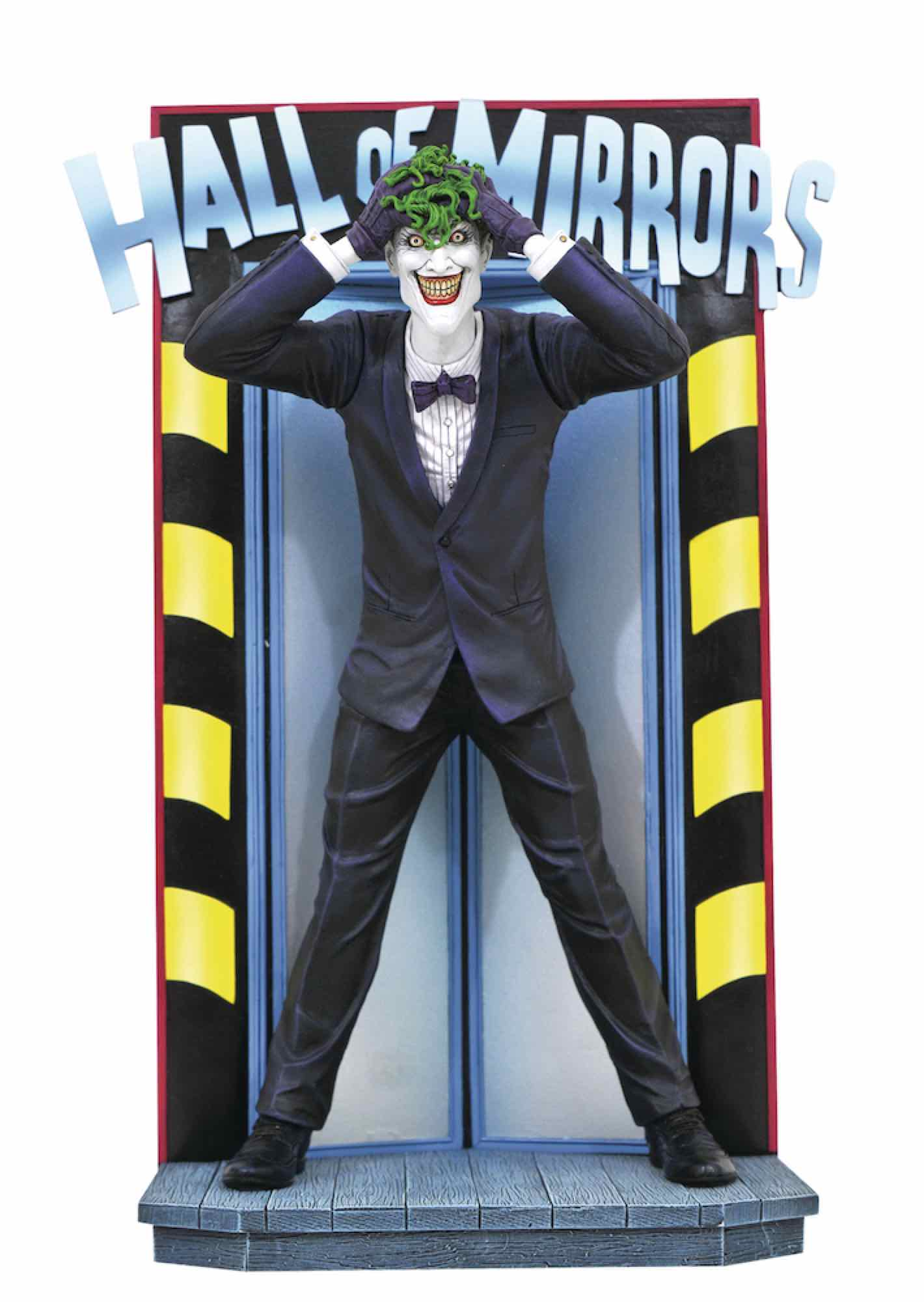 JOKER PVC DIORAMA ESTATUA 25 CM DC COMIC GALLERY THE KILLING JOKE