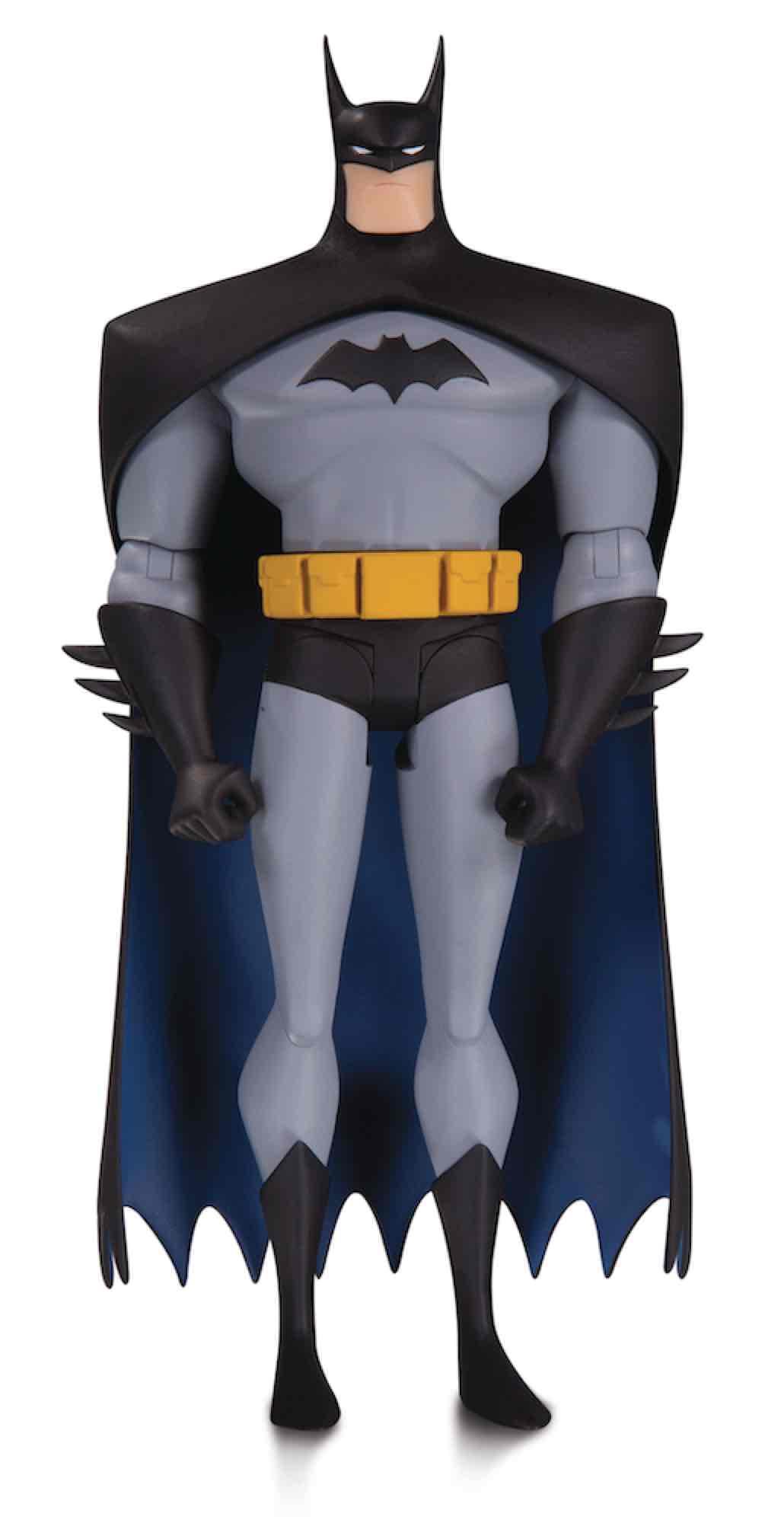 BATMAN FIGURA 16 CM JUSTICE LEAGUE ANIMATED ACTION FIGURE DC UNIVERSE