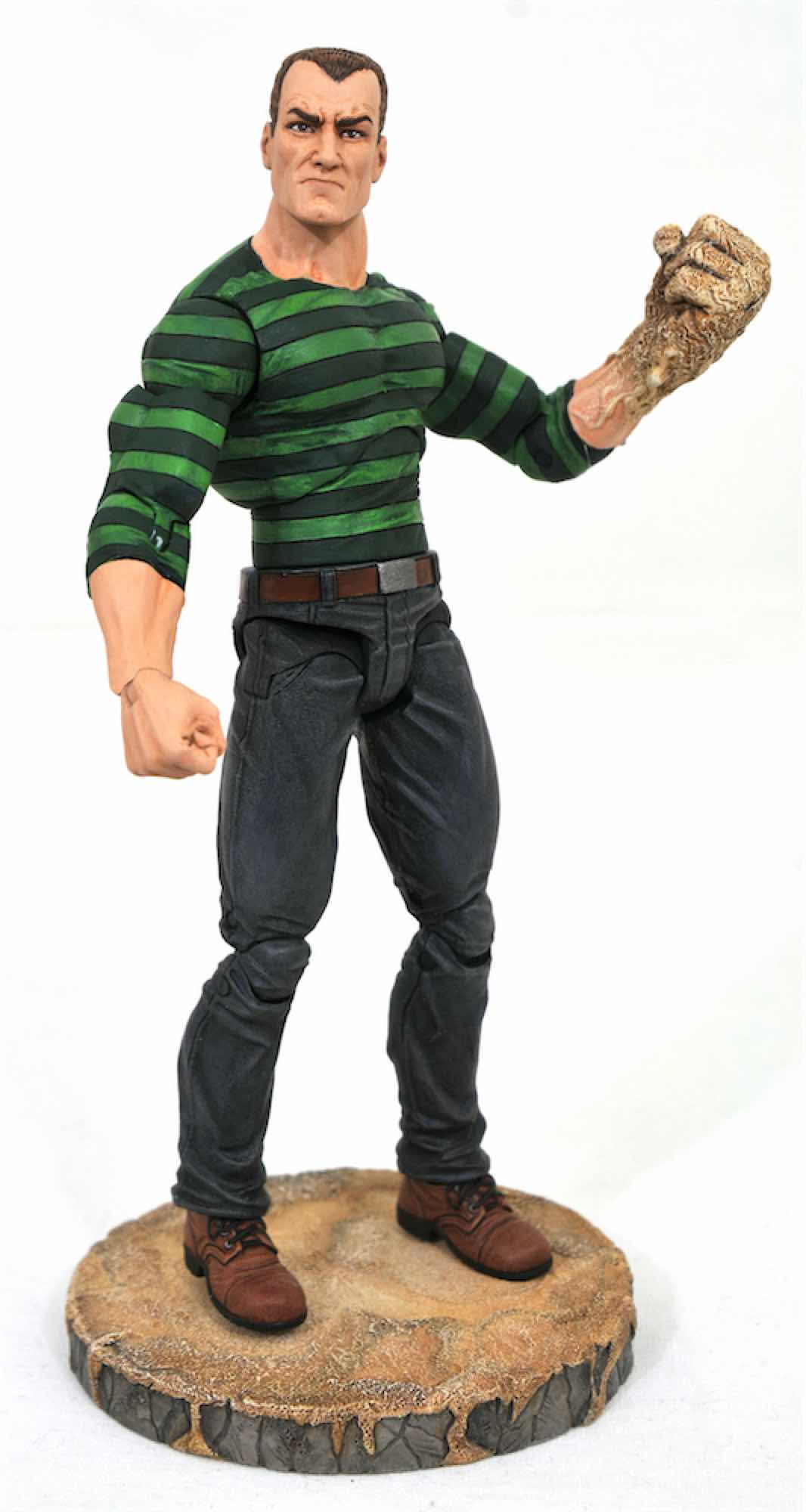 SANDMAN FIGURA 18 CM ACTION FIGURE MARVEL SELECT