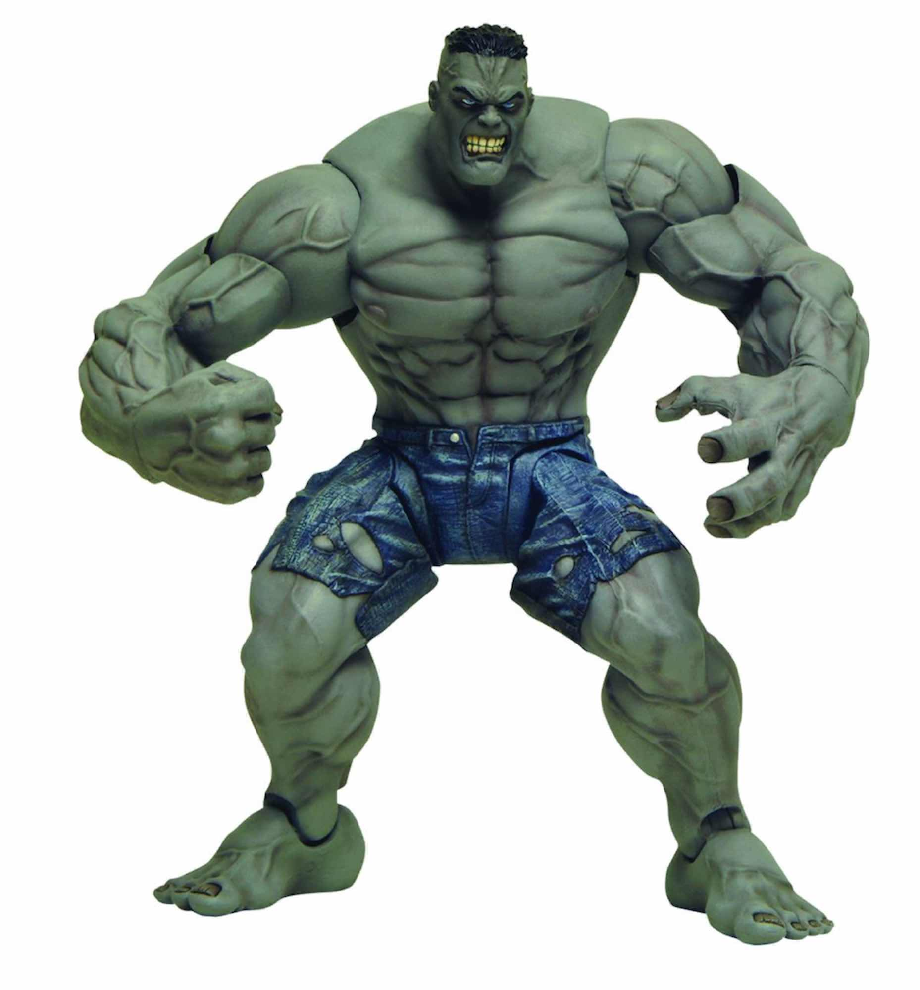 ULTIMATE HULK FIGURA 18 CM MARVEL SELECT