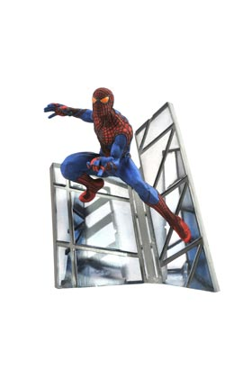 AMAZING SPIDER-MAN ESTATUA RESINA 19 CM AMAZING SPIDER-MAN PELICULA