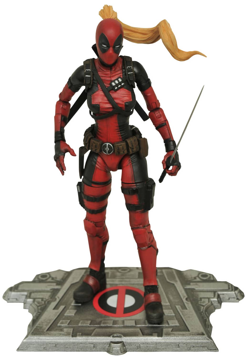 LADY DEADPOOL FIGURA 18 CM MARVEL SELECT