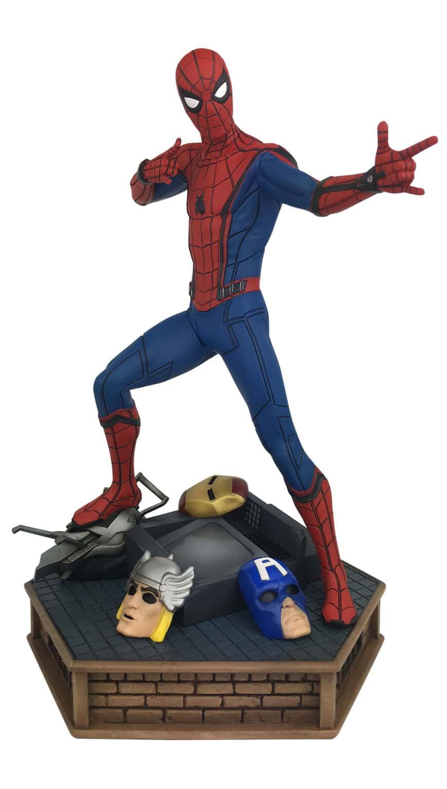 SPIDER-MAN HOMECOMING MOVIE ESTATUA 30,5 CM MARVEL PREMIER COLLECTION