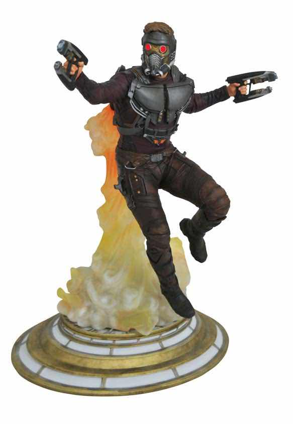 STAR-LORD DIORAMA GUARDIANS OF THE GALAXY VOL. 2 MARVEL GALLERY