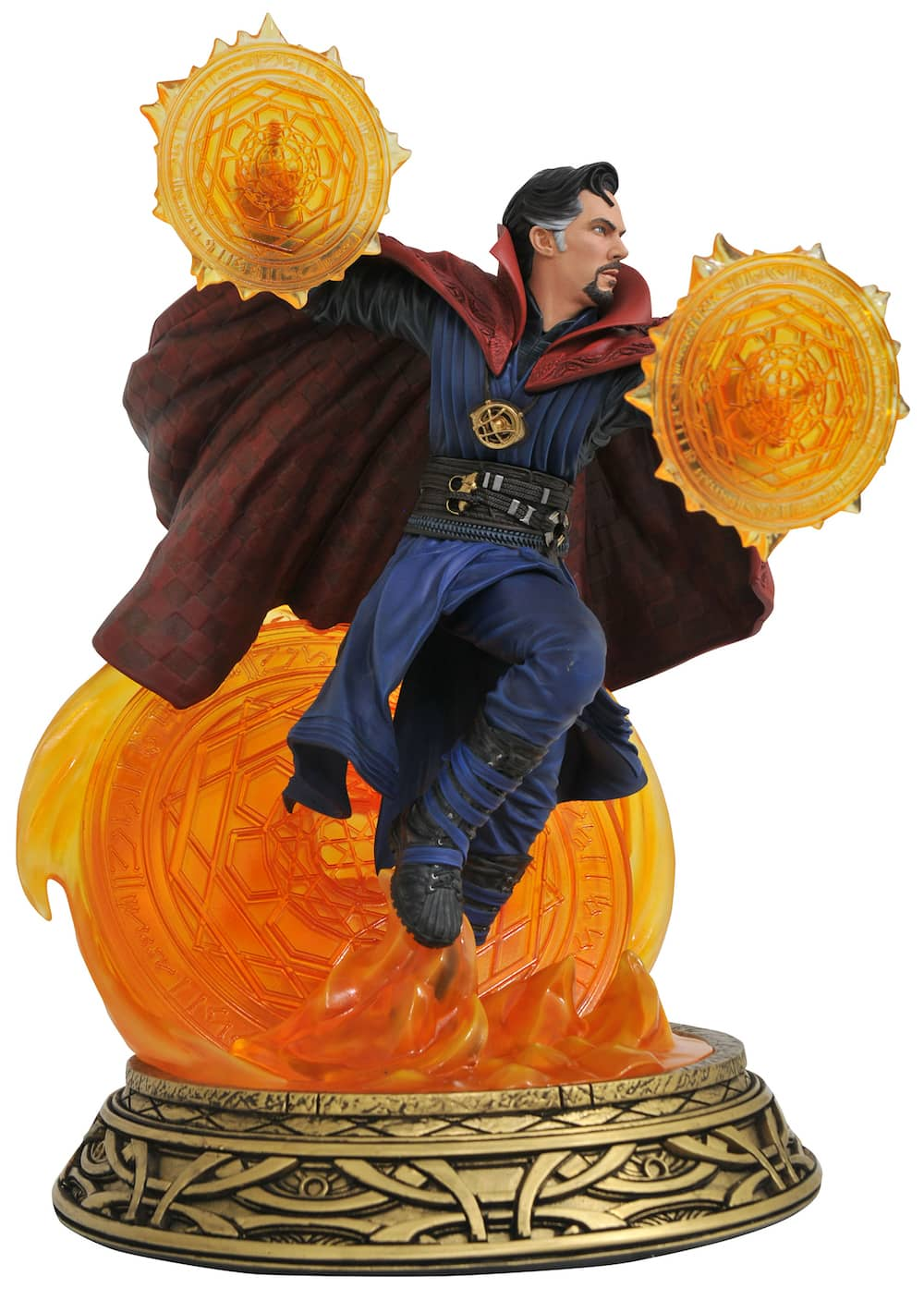 DOCTOR STRANGE ESTATUA RESINA 50 CM DOCTOR STRANGE MOVIE MARVEL MILESTONES