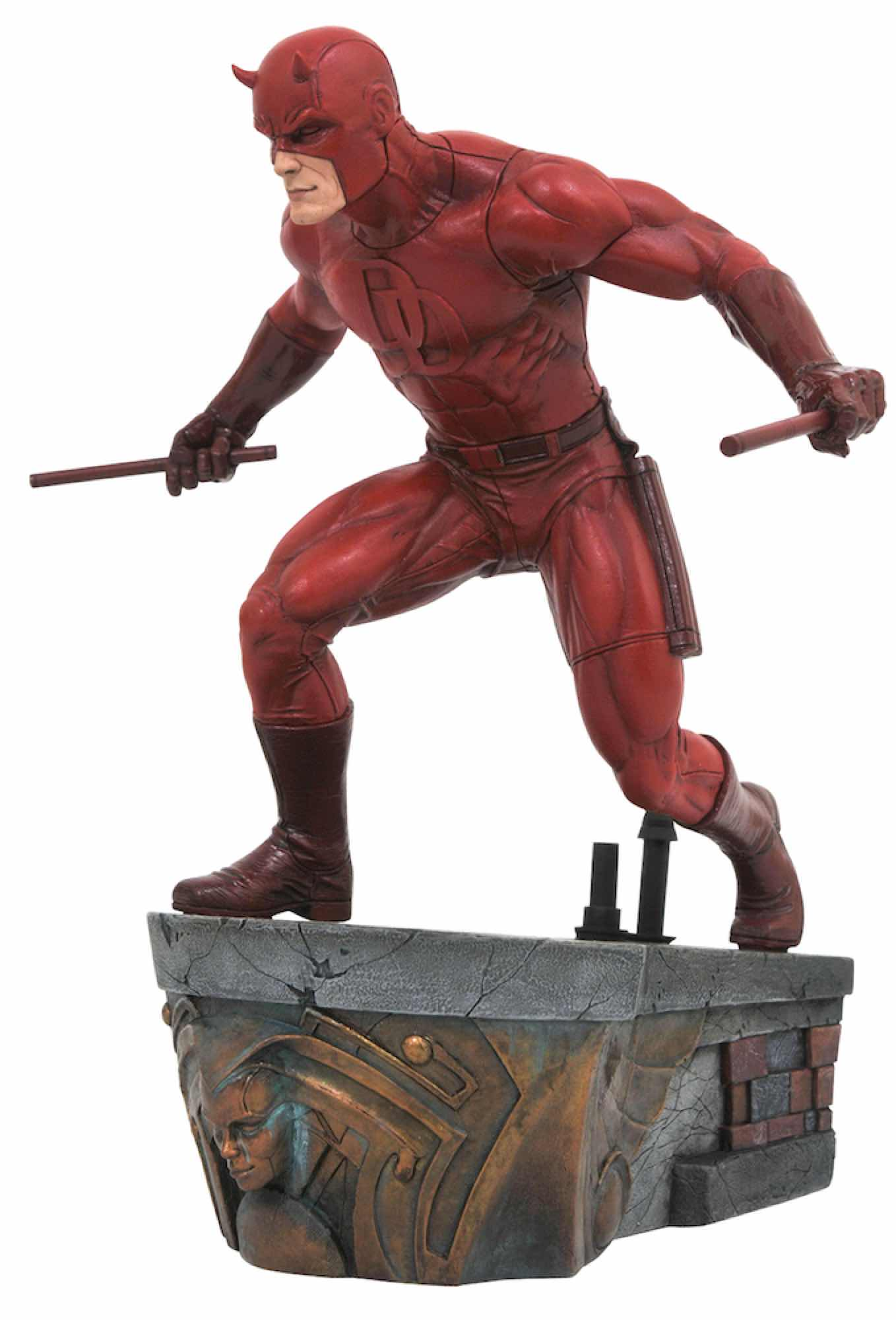 DAREDEVIL ESTATUA 30,5 CM RESINA MARVEL COMIC PREMIER COLLECTION