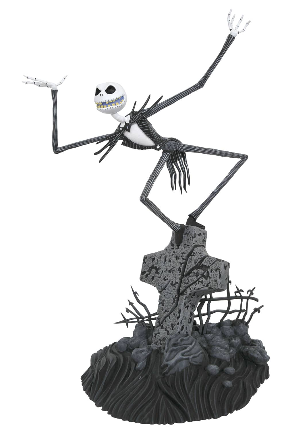JACK SKELLINGTON DIORAMA 28 CM THE NIGHTMARE B...