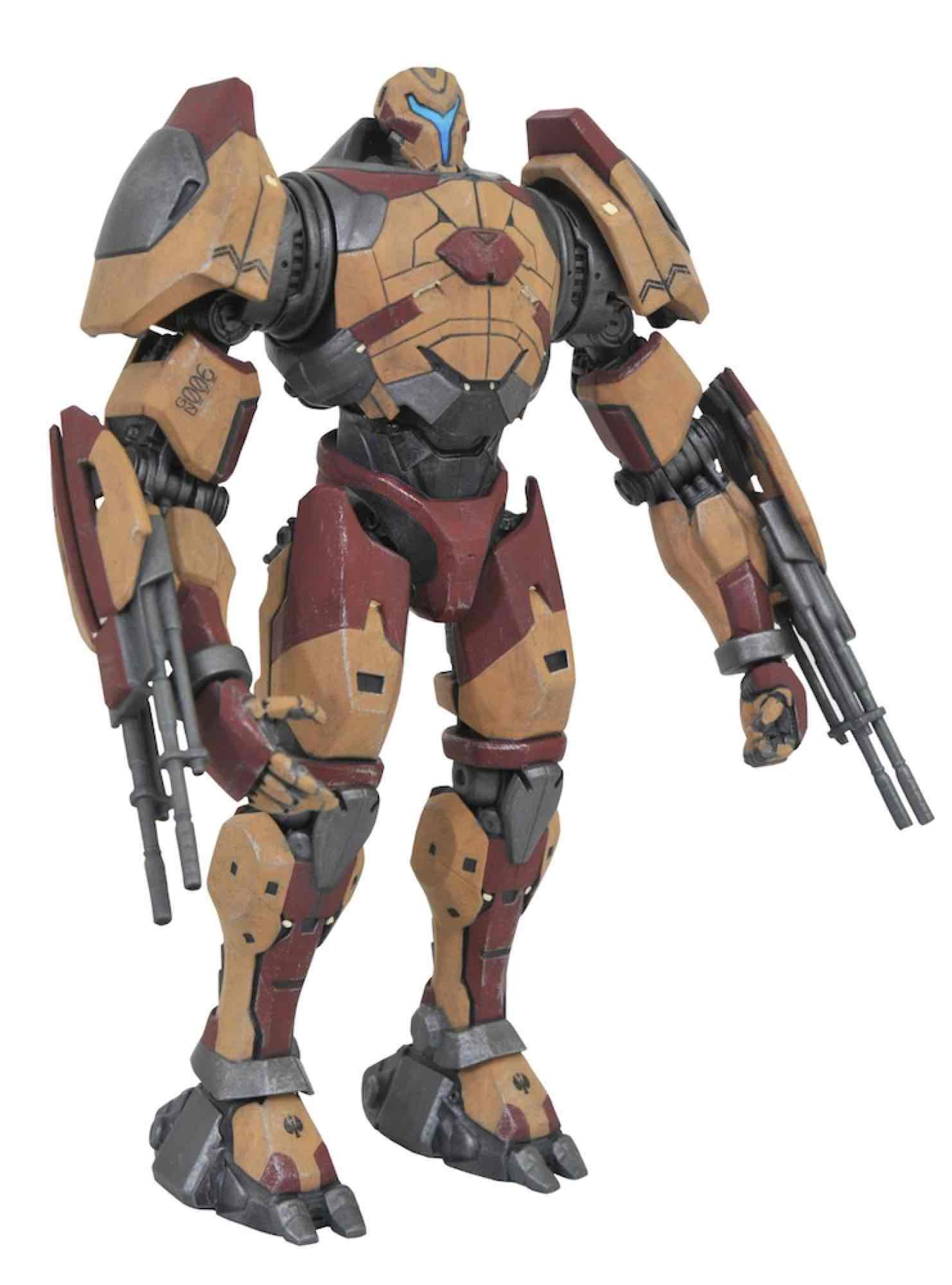 OMEGA FIGURA 18 CM PACIFIC RIM UPRISING SELECT ACTION FIGURES SERIE 3