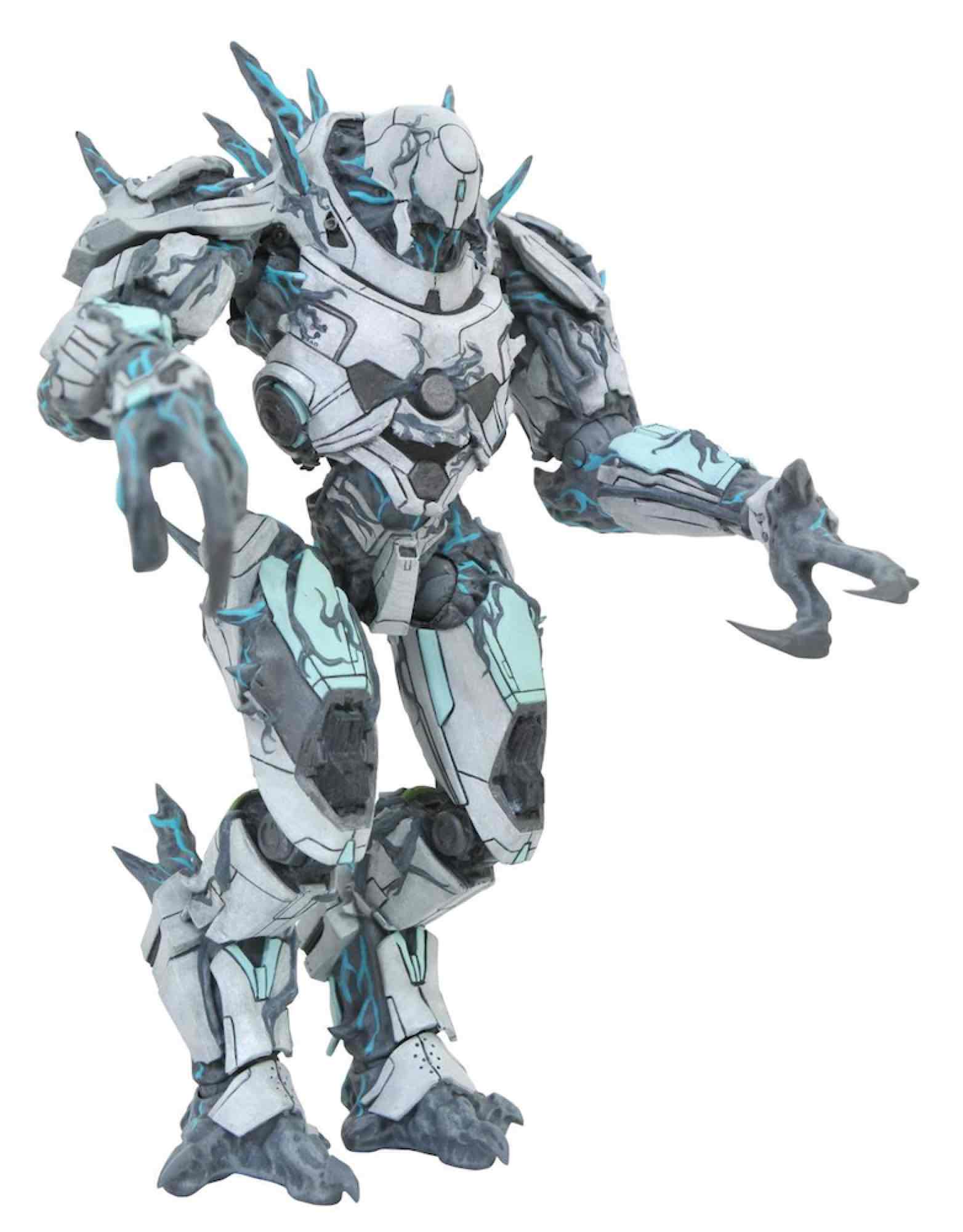 DRONE FIGURA 18 CM PACIFIC RIM UPRISING SELECT ACTION FIGURES SERIE 3