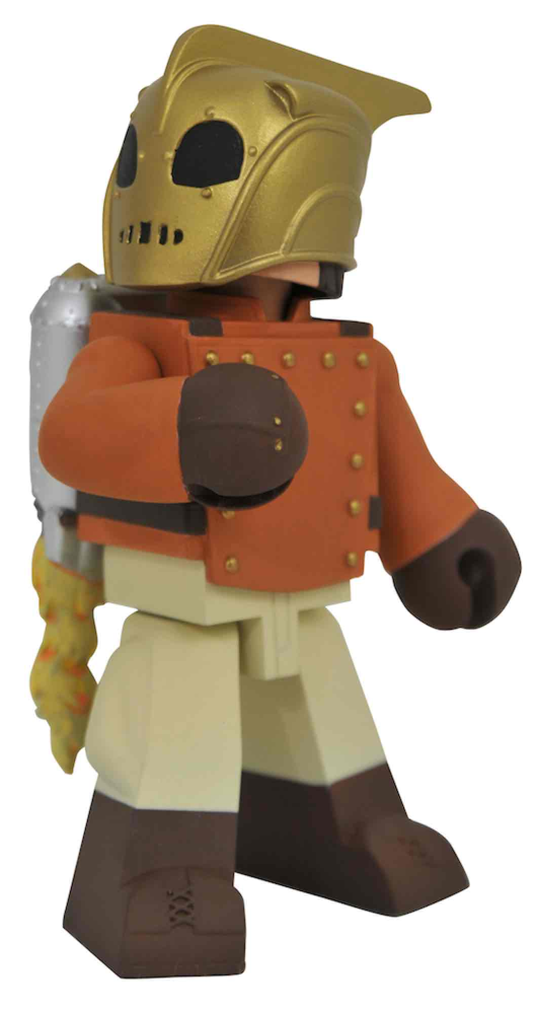 ROCKETEER FIGURA 10 CM VINIMATES VINYL FIGURE THE ROCKETEER