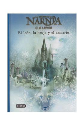EL LEON, LA BRUJA Y EL ARMARIO (LAS CRONICAS DE NARNIA 2)