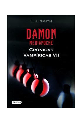 CRONICAS VAMPIRICAS 07. DAMON. MEDIANOCHE