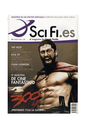SCIFI.ES MAGAZINE 10 MARZO 2007