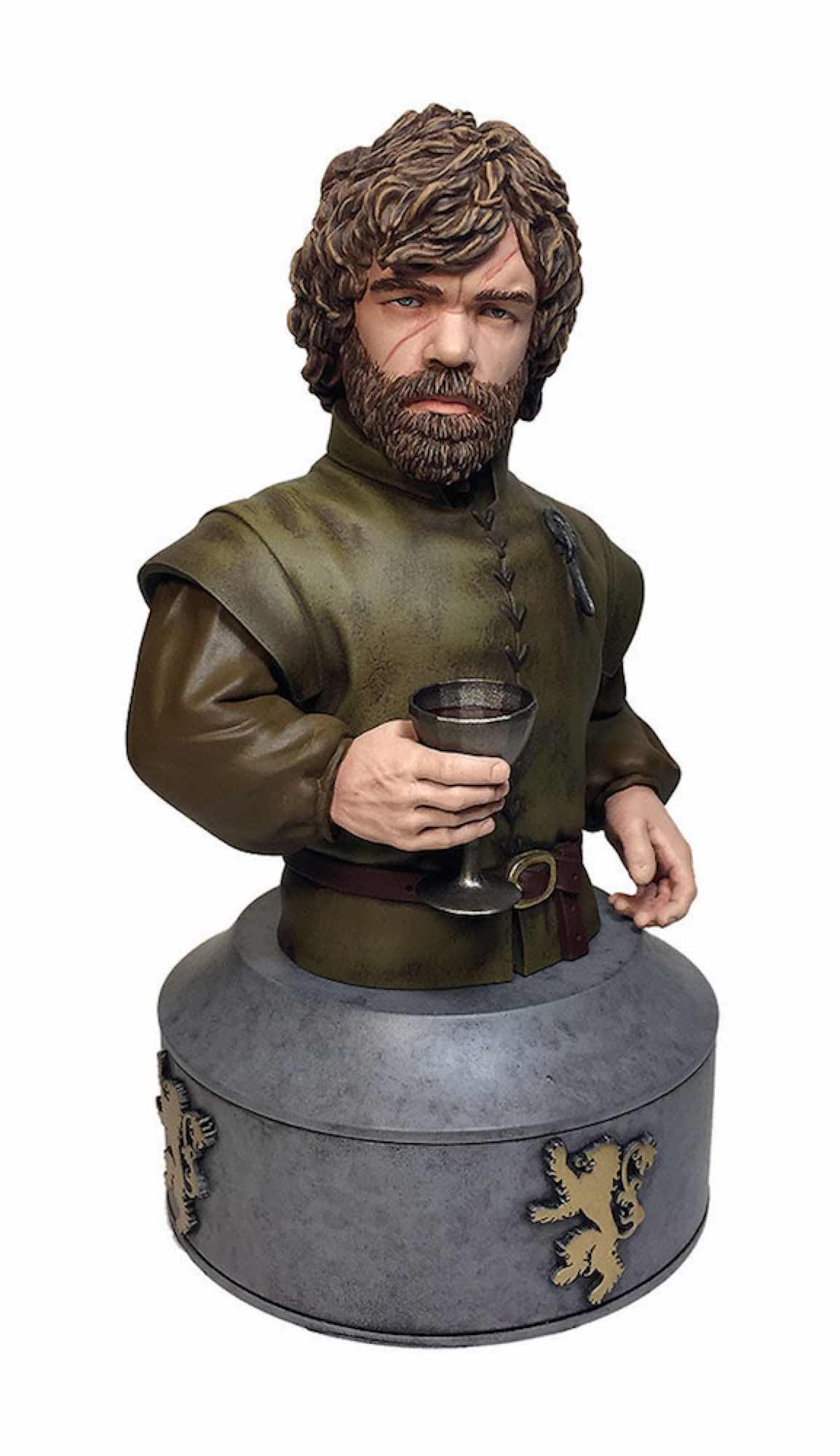 TYRION LANNISTER MANO DE LA REINA BUSTO 19 CM GAME OF THRONES
