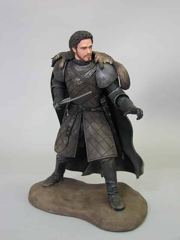 ROBB STARK FIGURA 19 CM HBO GAME OF THRONES