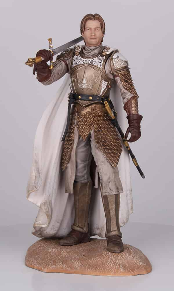 JAIME LANNISTER FIGURA 19 CM HBO GAME OF THRONES